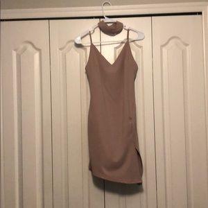 Bodycon rose pink dress